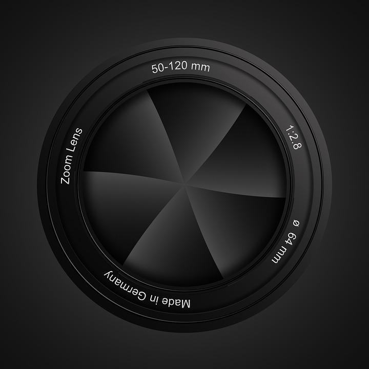Lens, Aperture, Zoom, Photo Camera, Photograph