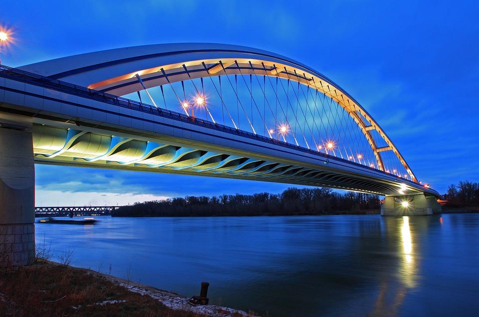 Bridge, Apollo, Danube