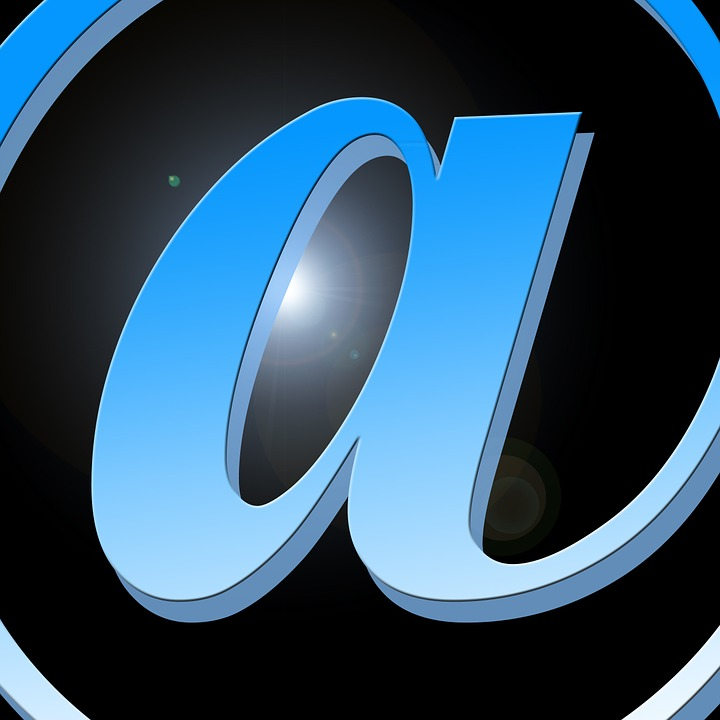 Email, Icon, App, Mail, At, Logo, Multimedia, Internet