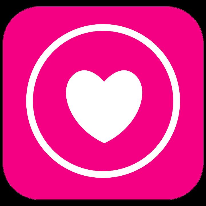 App Icon, Launcher Icon, Like, Love Icon
