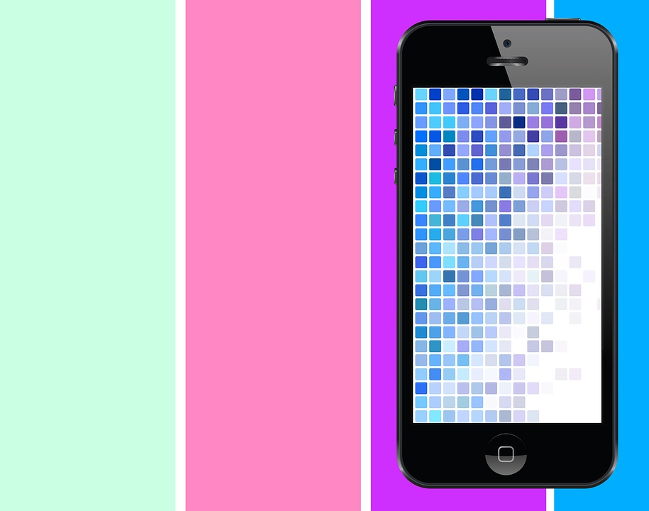 Color Concept, Color, Smartphone, Design, App