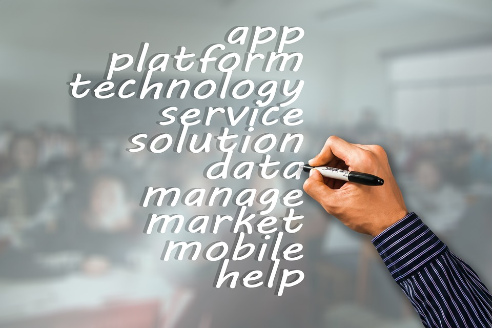 App, Platform, Technology, Service, Data, Manager