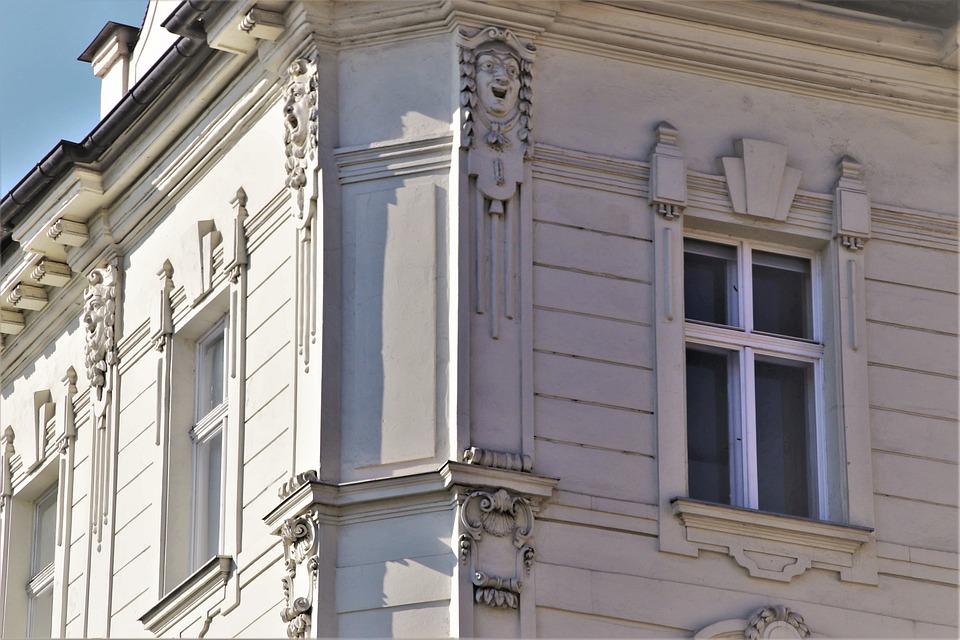Free Photo Appearance To Kamienica Bratislava Art Nouveau