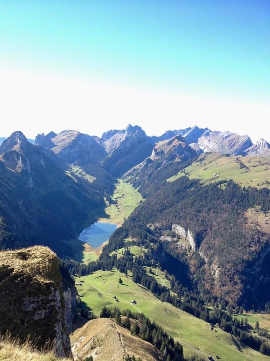 Brülisau, High Box, Mountain, Alpine, Appenzell
