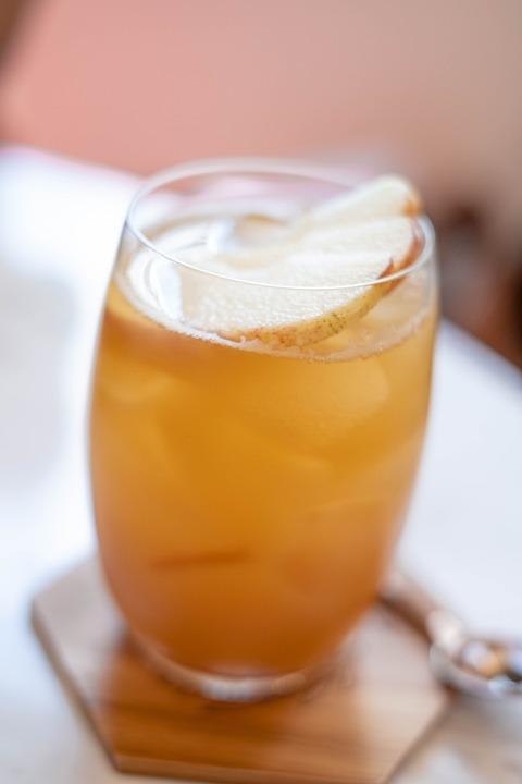 Apple Blossom Honey, Beverage, Apple