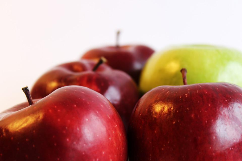 Apple, Fruit, Food, Freshness, Health, Delicious