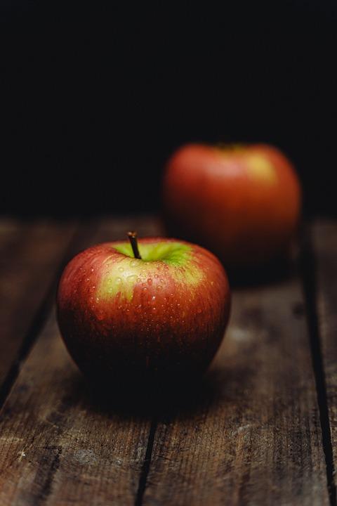 Apple, Harvest, Fruit, Autumn, Fresh, Ripe, Healthy