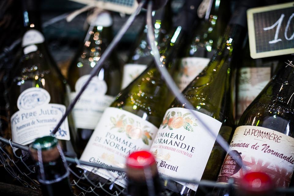 Bottle, Cidre, Cider, Apple Juice, Juice, French