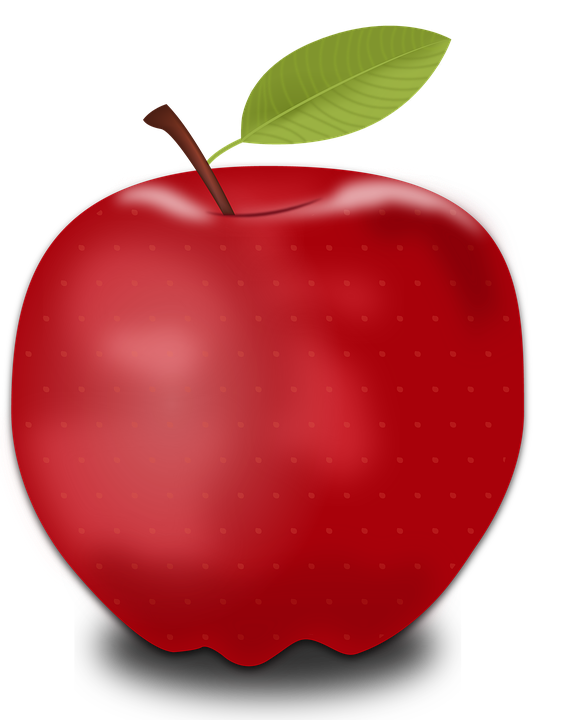 Fruit, Apple, Food, Nutrition, Red, Mature, Healthy