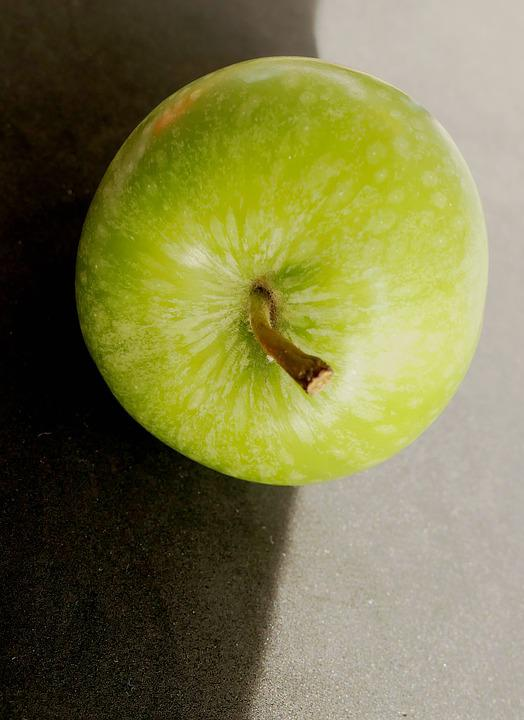 Apple, Apfelernte, Apple Stalk, Appetite, Nutrition