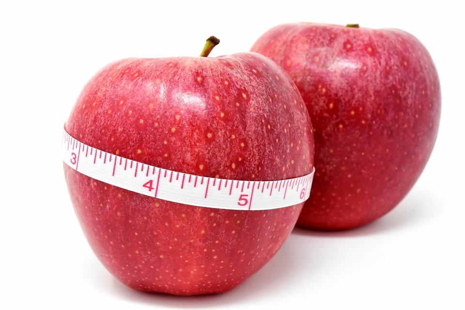 Apple, Healthy, Fruit, Calories, Red, Fresh, Vitamins