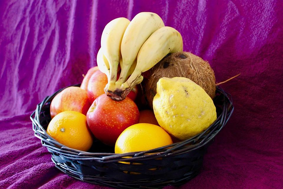 Fruit, Recycle Bin, The Fruit Bowl, Apples, Apple