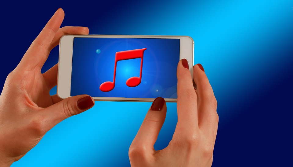 Music, Smartphone, Application, Audio, Connection
