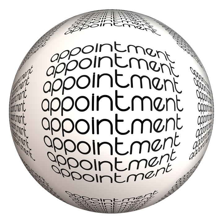 Time, Meeting, Appointment, Ball, Round
