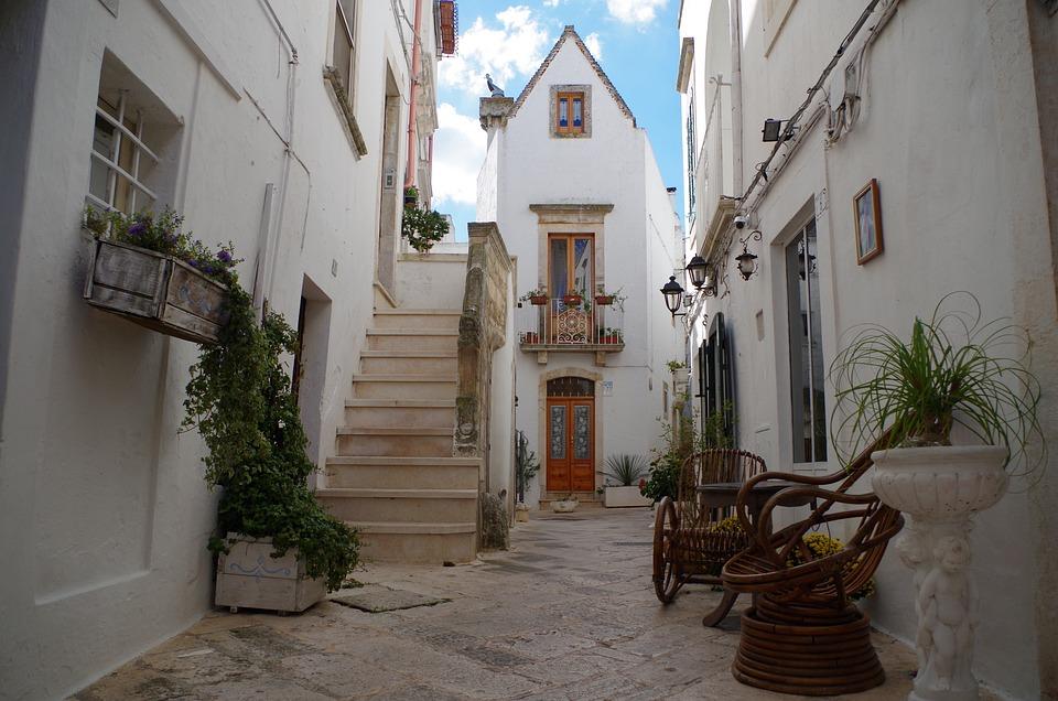 Locorotondo, Puglia, Italy, Apulia, Historical Centre