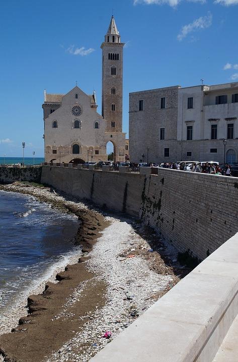 Trani, Apulia, Italy, Puglia, Italia, The Cathedral