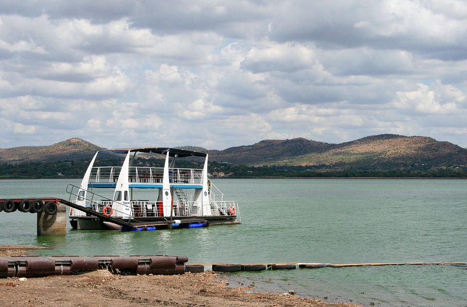 Hartbeespoort Dam, Dam, Lake, Water, Calm, Aqua
