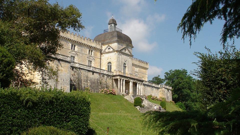 Castle, Gironde, Aquitaine, France