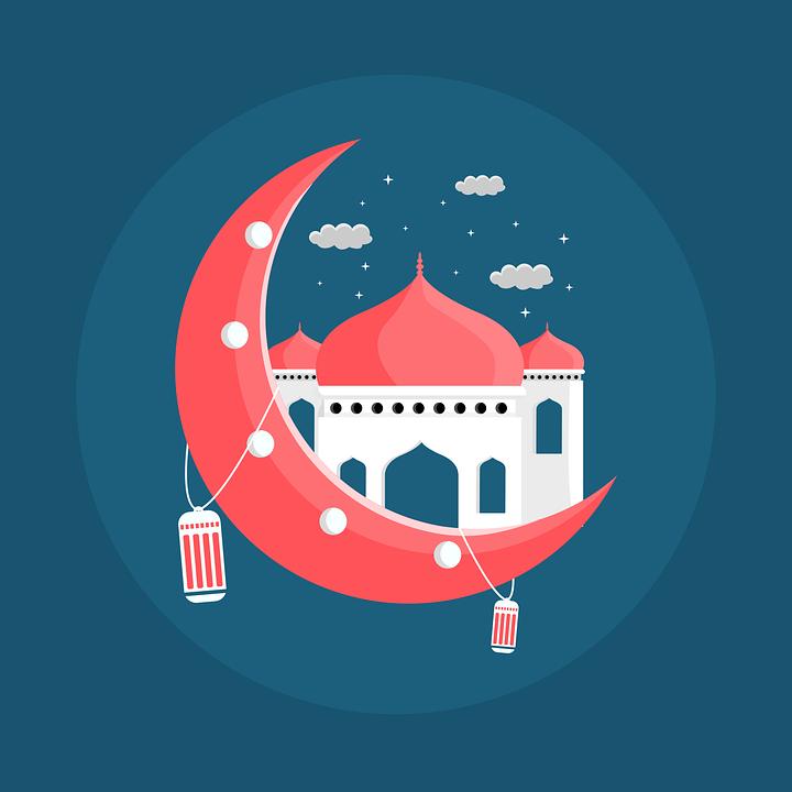 Background, Lantern, Mosque, Arabic, Islamic, Islam