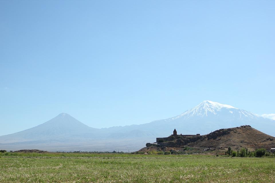 Ararat, Armenia, Mount, Caucasus, Masis, Mountain