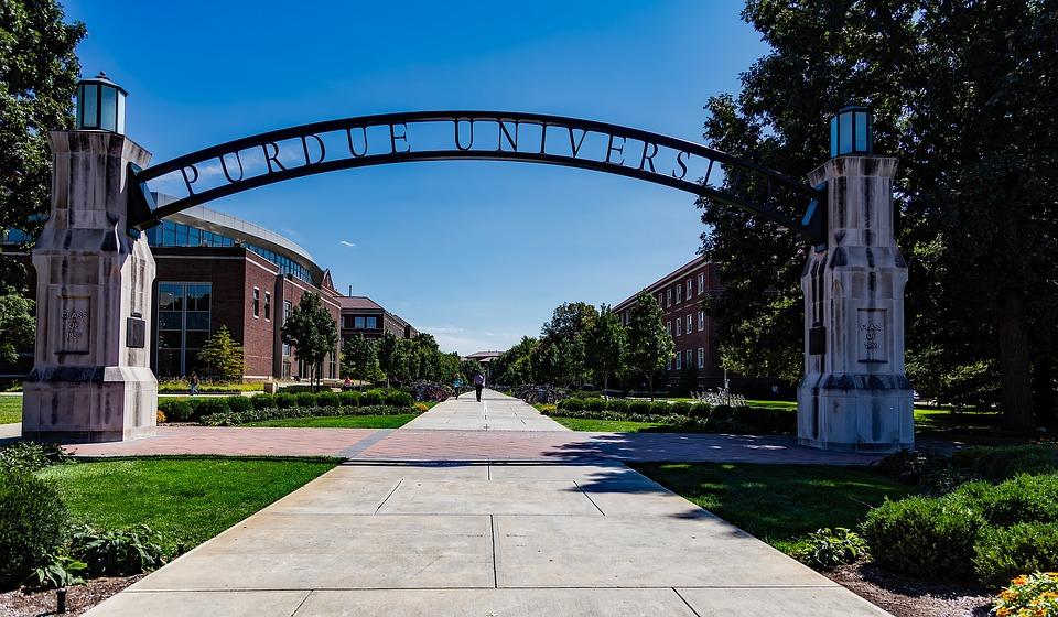purdue university west lafayette indiana arch