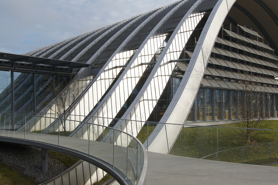 Arch, Architecture, Museum, Bern, Architectural Style