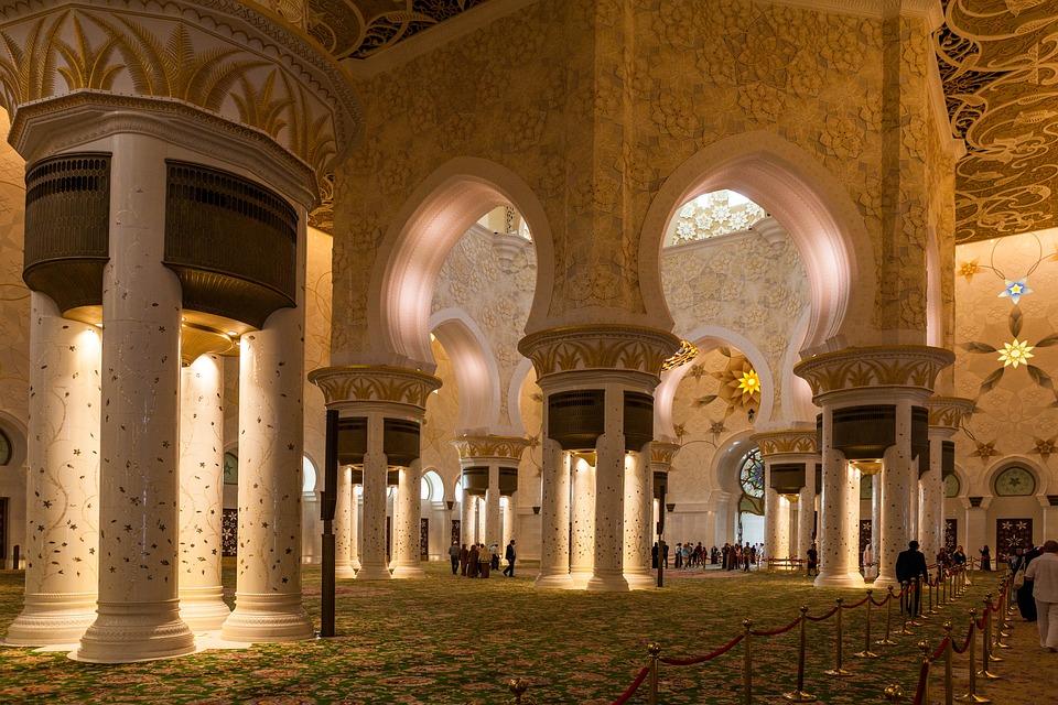 Architecture, Pillar, Travel, Arch, Building, Religion