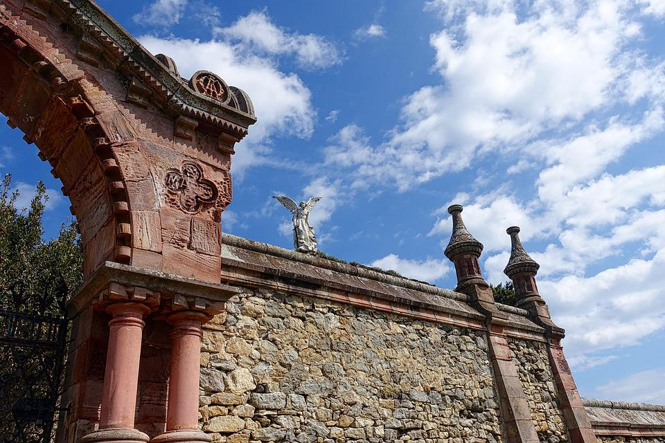 Arch, Wall, Stone, Old, Architecture, Medieval