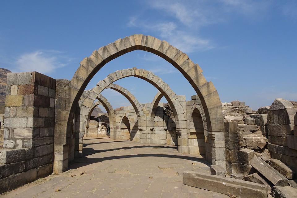 Sat Kaman, Champaner-pavagadh, Archaeological Park