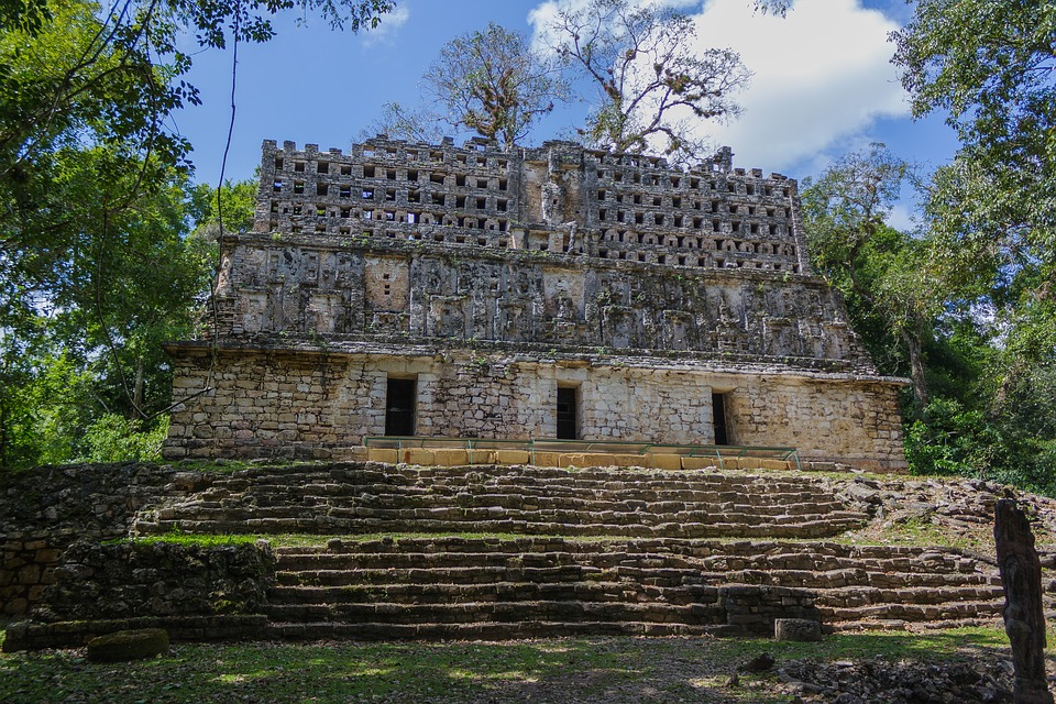 México, Archaeology, Architecture, Pyramid, Old