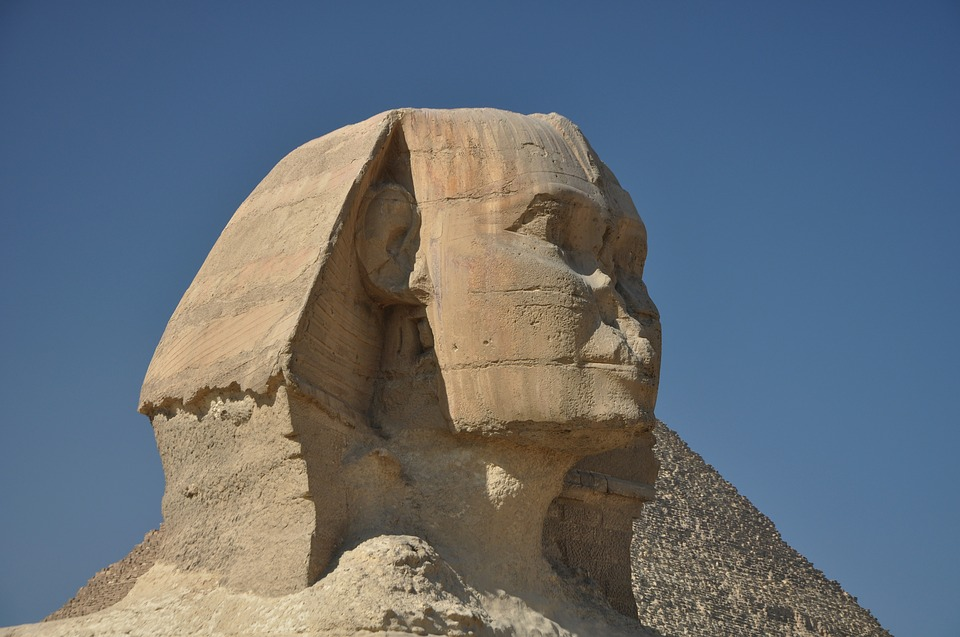 Sphinx, Egypt, Story, Cairo, Monument, Archaeology
