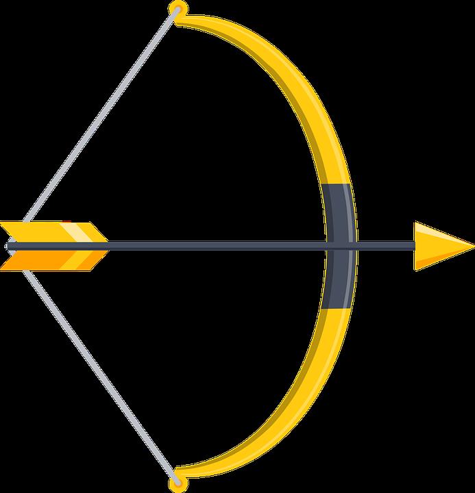 Bow, Arrow, Archery, Archer, Weapon