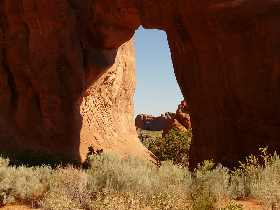 Arches, Arches National Park, National Park, Usa, Utah