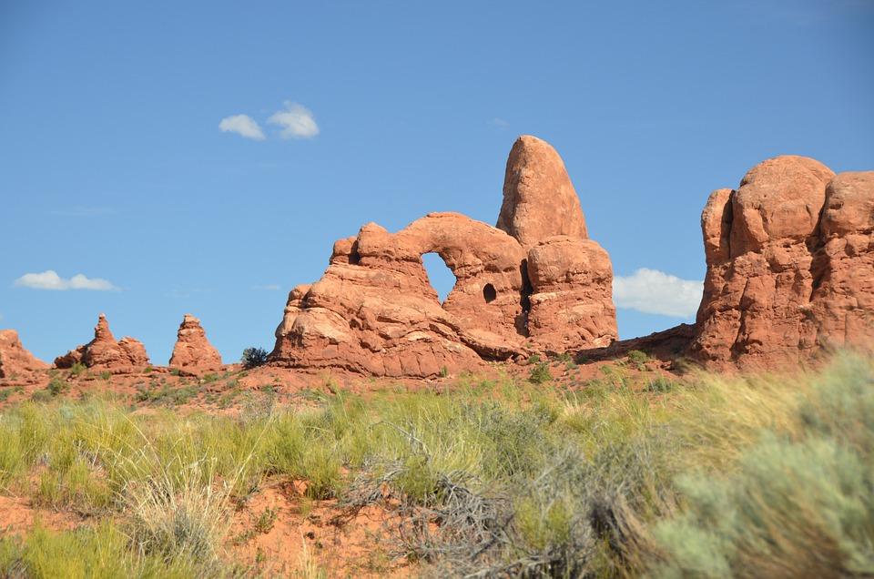 Arches, Arches National Park, Stone Arch, Utah