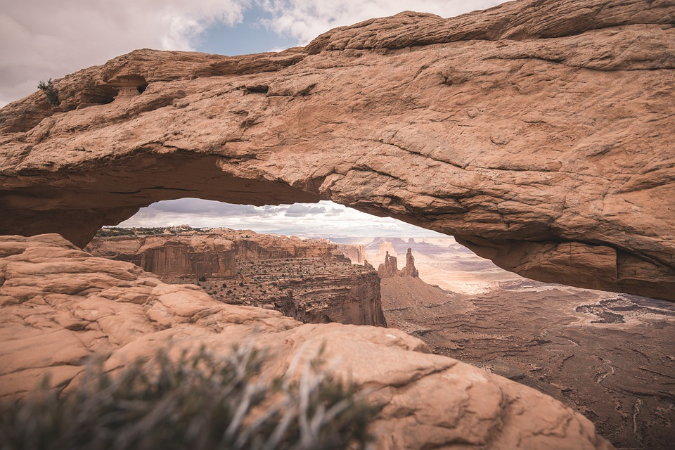 Mesa Arch, Arches, Canyonlands, Nationalpark, Utah