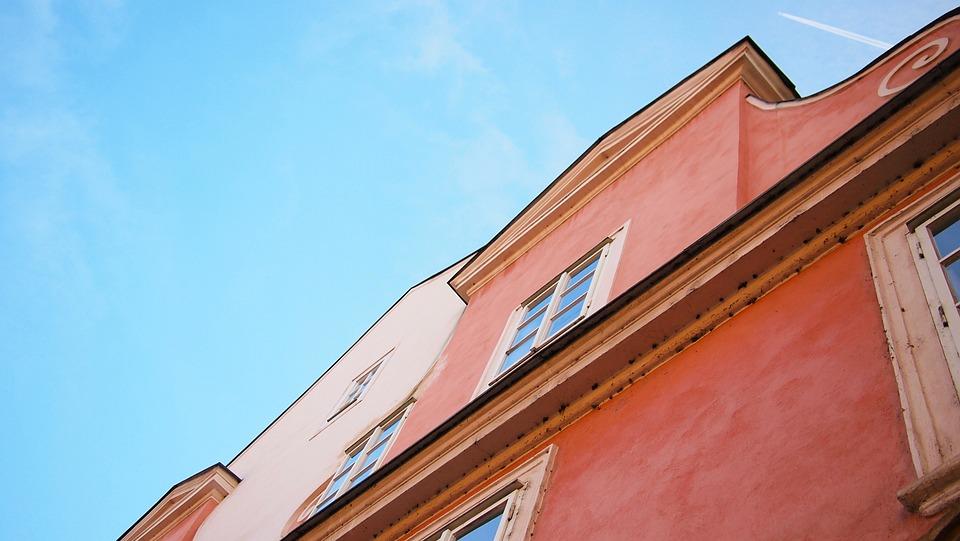 Architecture, Architectural, Prague, Czech Republic