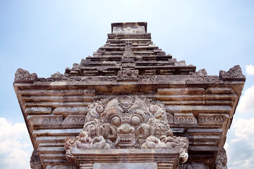 Temple, Ancient, Architecture, Religion, Culture, Stone
