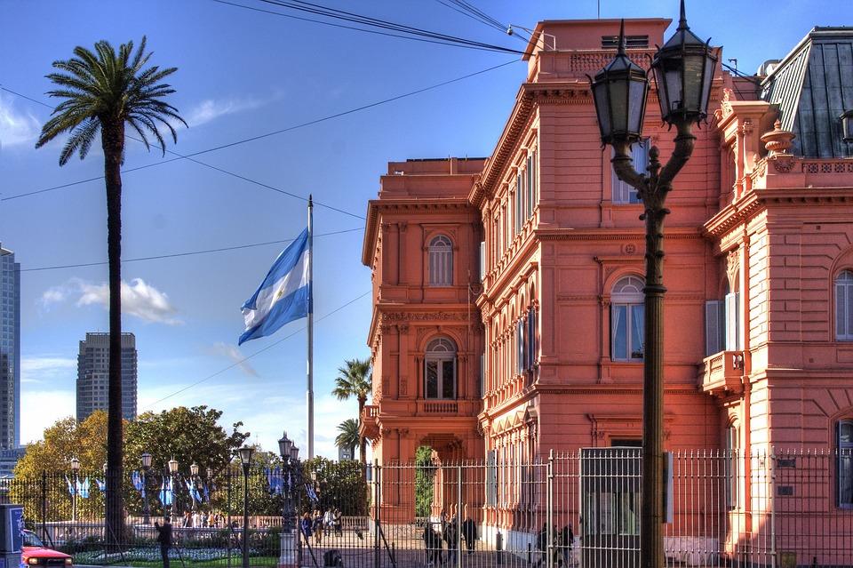 Buenos Aires, Argentina, Casa Rosada, Architecture