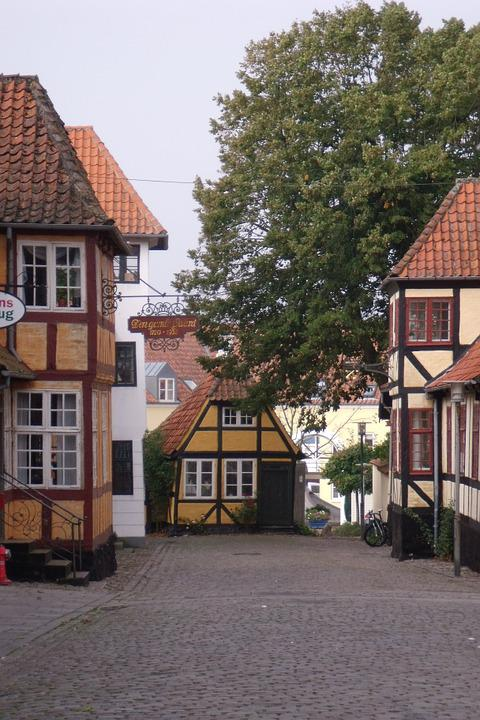 Denmark, Architecture, Arhus