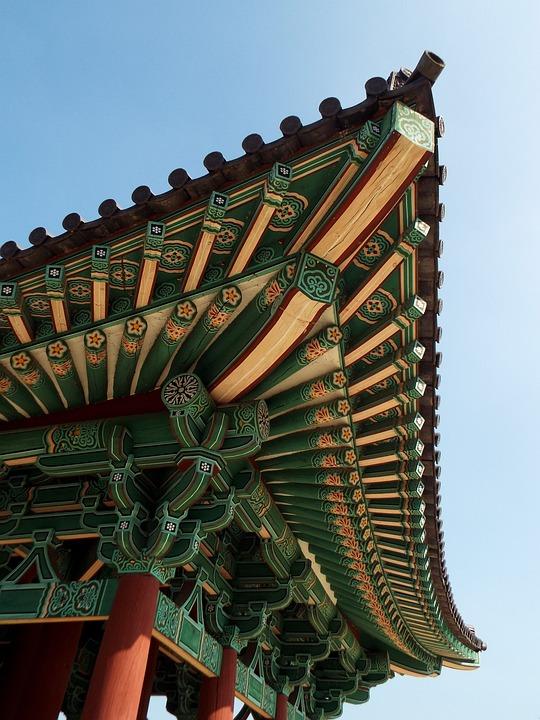 Korea, South Korea, Temple, Asia, Travel, Architecture