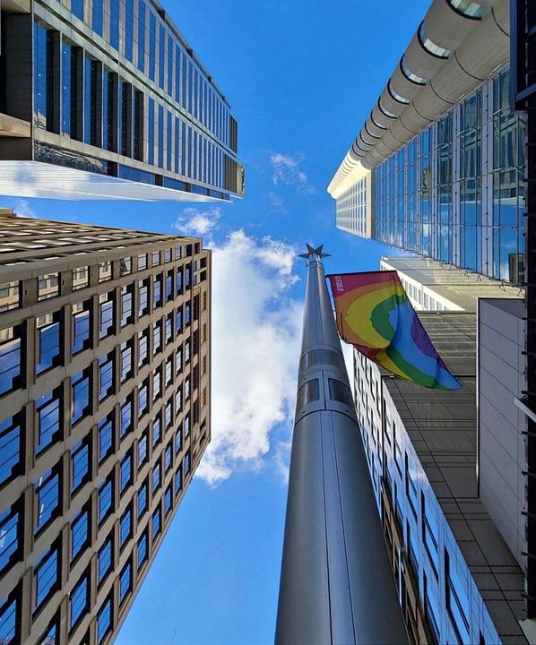Skyscraper, Building, Sydney, Australia, Architecture