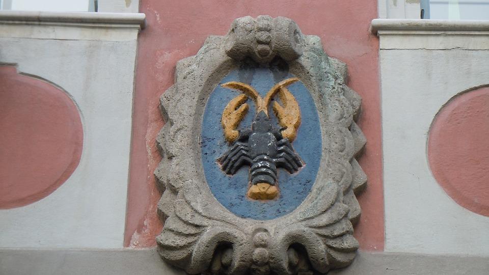Bamberg, Architecture, Lobster, Stonework, Stone