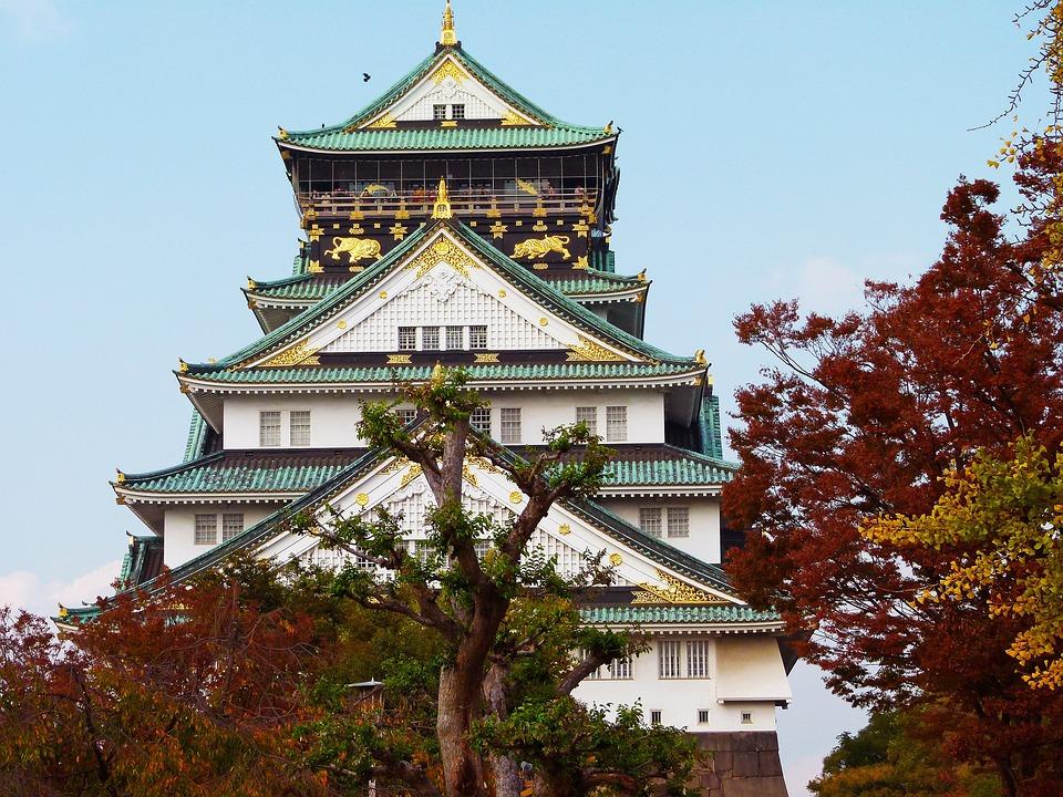Castle, Autumn, Architecture, Building, Beautiful