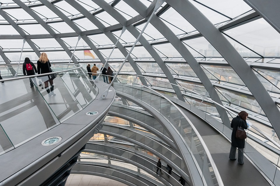 Architecture, Reichstag, Germany, Berlin, Parliament