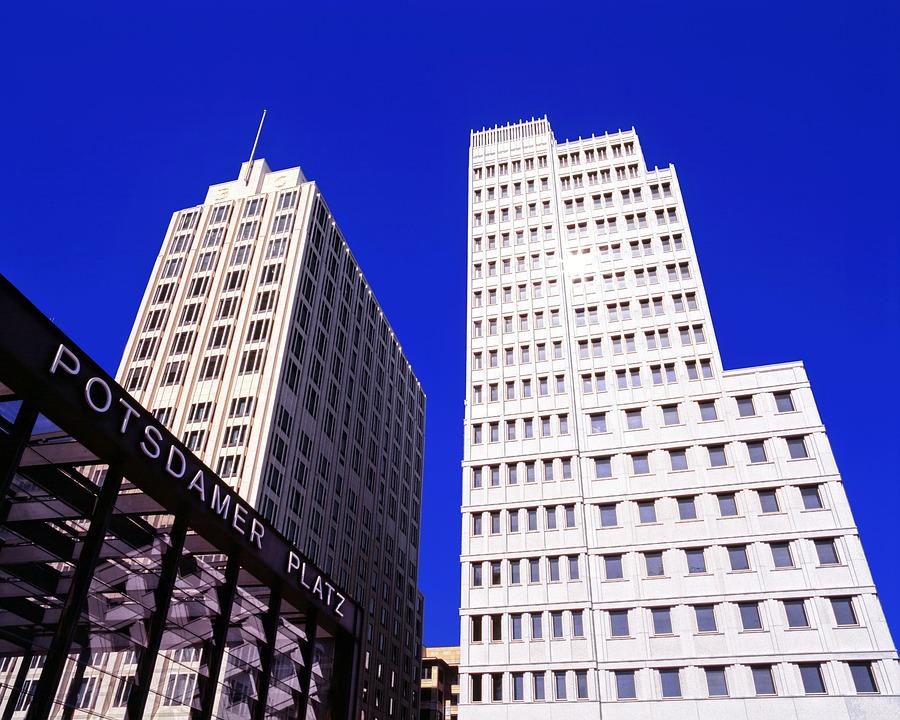 Berlin, Potsdamer Platz, Architecture, Germany