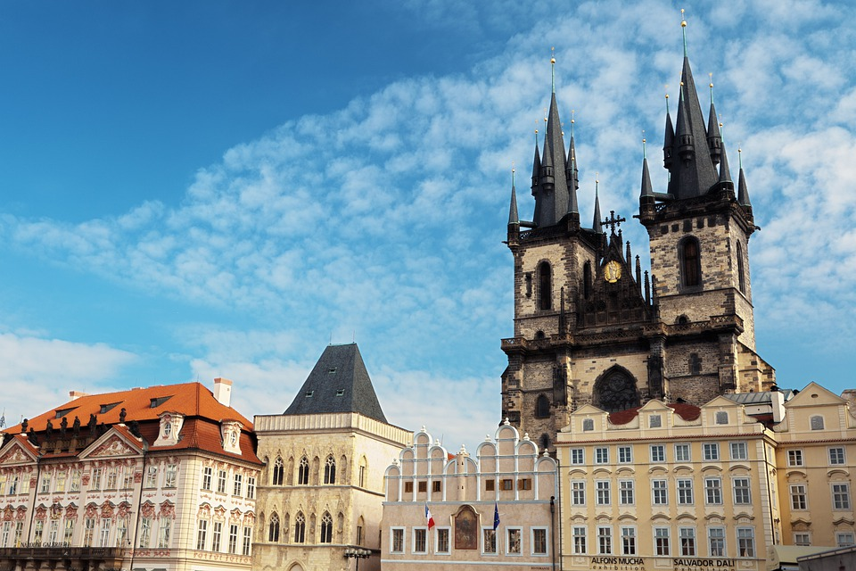 Architecture, Bohemia, Building, Cathedral, Culture