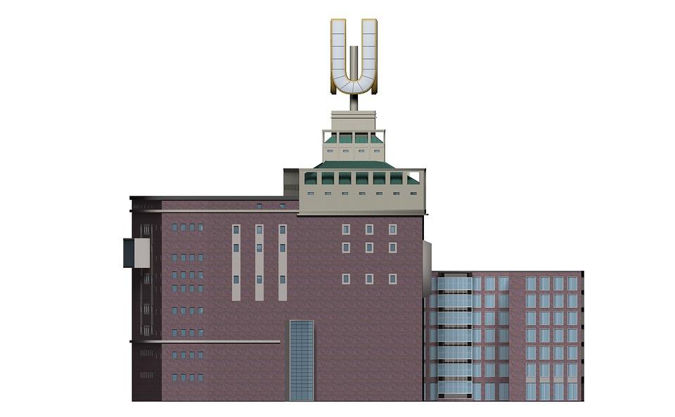 Dortmund U, Brewery, Cathedral, Architecture, Building