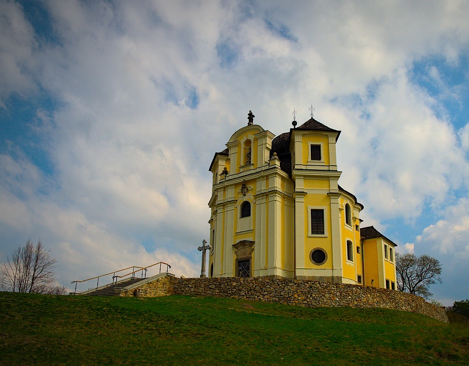 Architecture, Monument, Building, Baroque, Church, Old