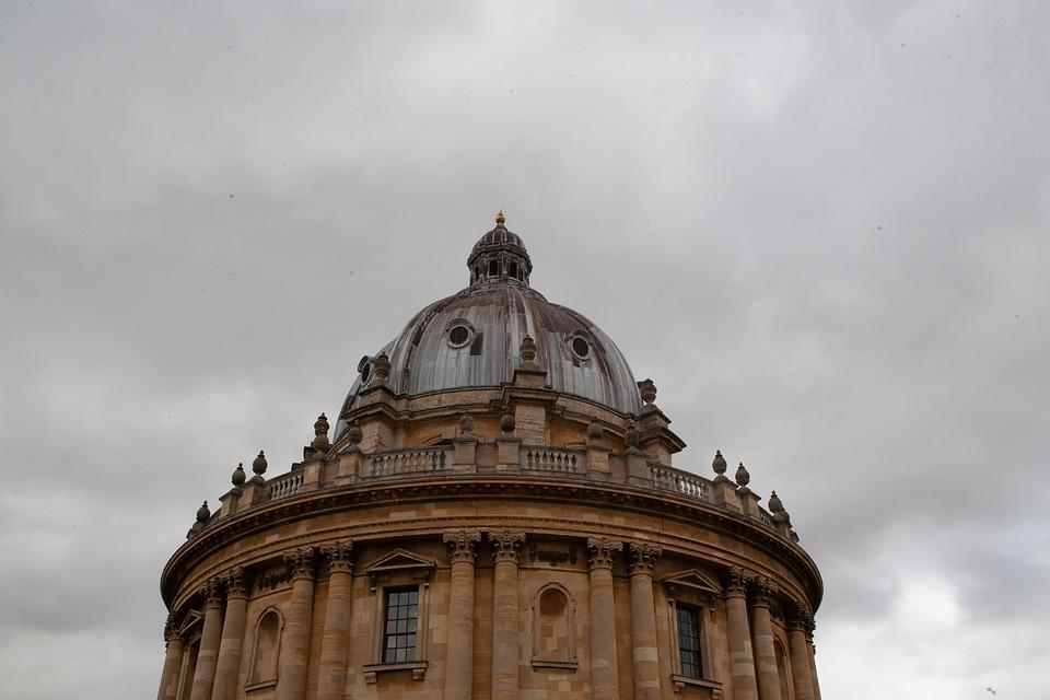 Building, College, Oxford, Landmark, Architecture
