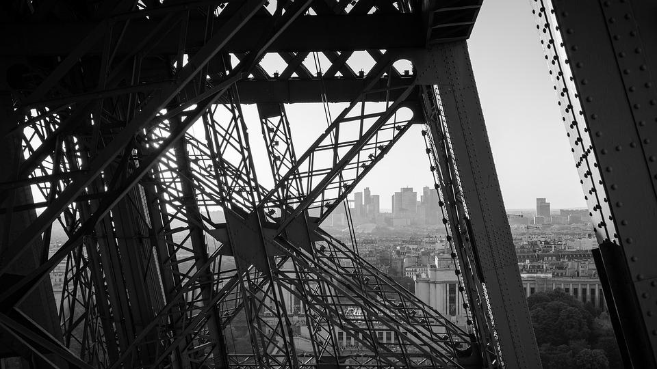 Paris, Architecture, Eiffel Tower, City, Building